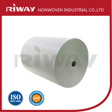 Direct factory price cross lapping pearl spunlace nonwoven fabric