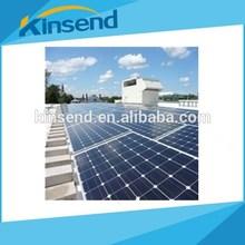 Solar power system solar support