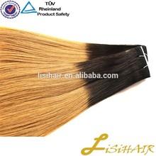120g wefts 0.5g 1.0g 0.8g pre bonded tape hair #350
