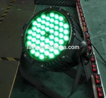 so hot home party lighting rgb/rgwb 54 3w led par can