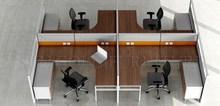 2014 New Design Modular Workstition Modern Wooden Cubicle(SZ-WS108)