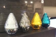2015 SOICARE diamond glass aroma lamp, essential oil fragrance diffuser