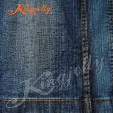 top feel 98%cotton2%spandex denim fabric/jacket wholesale