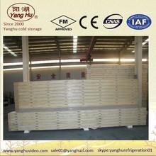 pu panel& pu sandwich panel production