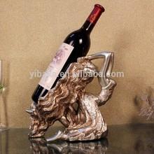 retro european beauty decorative item,red wine holder ornament, noble handicraft artical arts and crafts FE300601