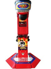 Ultimate big punch redemption game machine/Magic Ultimate Big Punch ticket arcade boxing games machine
