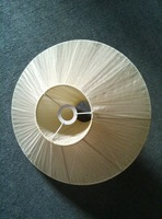 fabric fold lamp shade winding lamp shade ,popular shades,hot sell in2014