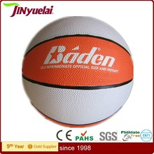 manufacture basketball with custom logo