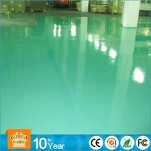 Scratch Resistant Solvent Free floor concrete epoxy coating