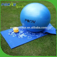 pilates yoga ball/anti burst exercise ball