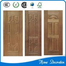 natural teak wood veneer door skin for iraq market