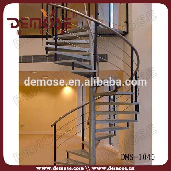 Pas cher personnalis vendre escalier en colima on en fonte int rieur escal - Escalier spirale pas cher ...
