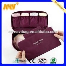 Wholesale portable multifunctional underwear bra bag