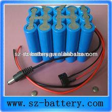 customized cheap price 12 volt 10/ 20 ah batttery rechargeable baterias recargables 12v battery pack