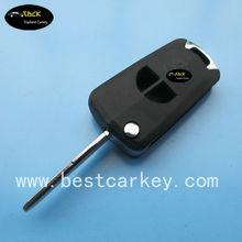 Top Best 2 buttons car flip key shell for suzuki flip key suzuki key cover