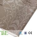 Modern plain floral wallpaper decoration