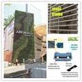 سعر المصنع تصميم عالية الجودة جديدة الجدار الاصطناعي النباتيةغرامة/ النباتات الخضراء في الهواء الطلق جدار حديقة العمودي