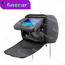7 inch hot sale car monitor Android Headrest Car lcd monitor Support WIFI/3G