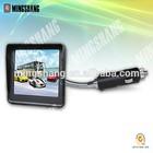 Mini wireless hidden camera with 3.5 inch LCD display monitor