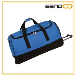 "Wholesale large capacity 30"" wheeled travel bag, cheap travel trolley bag sizes"
