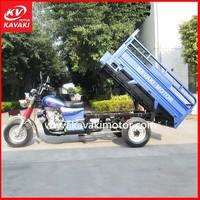 Original factory direct supply start by electric/ kick three wheel gasline scooter / motors bike