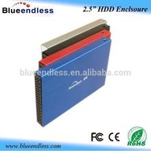 Blueendless BS-U23YA External aluminum hdd case 2.5 usb 3.0 sata hard disk case