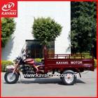 2014 New Three Wheeler Vehicles Cargo Three Wheels Motorcycle Gas Motor