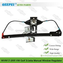 WVW17-3RL:Auto Parts Manual Window Regulator For Volkswagen Jetta