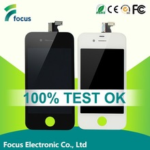Factory price!!! mobile phone for iphone 4s lcd complete