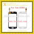 Venta al por mayor el mejor precio para Sam S7562 / S7560 pantalla táctil, El teléfono móvil lcd para Sam S7562 digitalizador pantalla