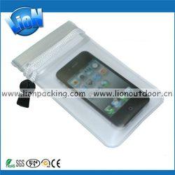 Alibaba china hot-sale pvc waterproof cellphone bags
