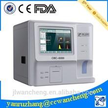 semi auto hematology analyser CBC-6000