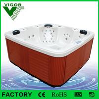 Factory China Supplier outdoor spa/sex spa hot tub /massage bathtub