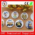 China profesional fabricanteinsignia botóninsignia, placa de metal, de la máquina placa( hh- badge- 596)
