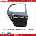 Toyota yaris 2006/2009 coche de auto partes del cuerpo/kits de reemplazo