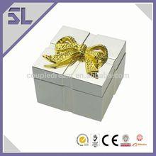 Scatola per gioielli all'ingrosso eco- Amichevole materiale decorazione della porcellana fabbrica al dettaglio