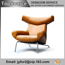Hans. J Wegner OX chair & ottoman, Living Room Armchair, Lounge Chair
