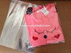 opp zipper bag,opp plastic packaging bag,opp & cpp plastic bag for clothing/garment