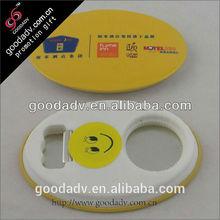 Online shopping hot selling good quality tin custom bottle opener