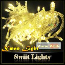 Free Sample DD4548 christmas led snowfall light
