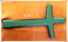 Decorative wood toy,fashionable wooden cross,wooden rood
