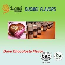 DM-31017 Dove Chocolate oil flavour stevia chocolate flavor