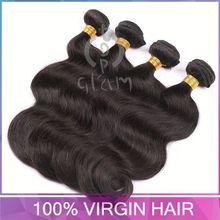 ring-x hair extension, TOPGLAM-855 brazilian hair ocean wave