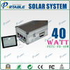 shenzhen factory 40W solar panel 150w inverter whole house solar power system