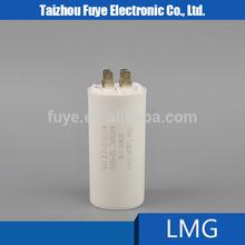 2014 New design low price cbb60 motor run capacitor 16uf 450v