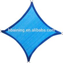 Home & garden not coated shade net sails