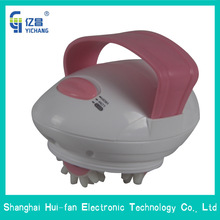 New product hand held infrared heat vibrating massager for full body