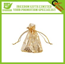 Promotional Gifts Customized Mini Organza Drawstring Bag