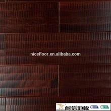 Natural solid wood flooring relief paintings