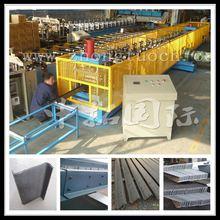 High speed C z purline machine hydraulic cutting